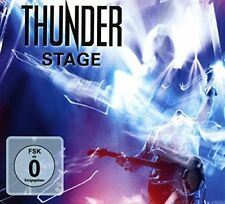 Thunder - Stage (2CD  BluRay) [CD] Sent Sameday*