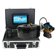 "100m Underwater Ice/lake 7"" Colour Screen Video Camera System Fishing Finder"