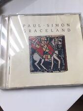 Paul Simon : Graceland CD (1986) Ex Cd