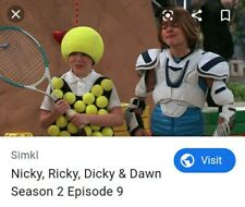 NICKY, RICKY, DICKY AND DAWN/WARDROBE/CASEY SIMPSON/TENNIS BALL HAT