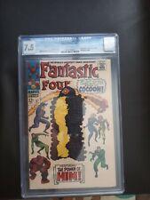 Fantastic Four #67 cgc 7.5 (Oct 1967, Marvel)