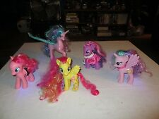 """My Little Pony Friendship is Magic Mania Lot 6"""" to 9"""""""