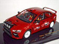 IXO MITSUBISHI LANCER EVO X PRESENTATION CAR 1/43 RAM450