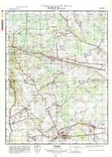 Russian Soviet Military Topographic Maps - KADRINA (Estonia),1:50 000, ed.1974