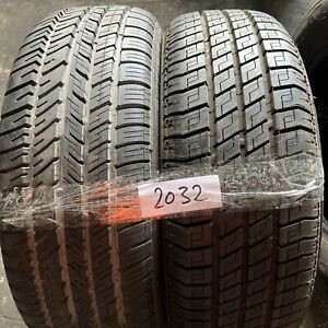 2x195 60 R15  Michelin Old Stock Full Tread Brands (2032) Free Fitting Available
