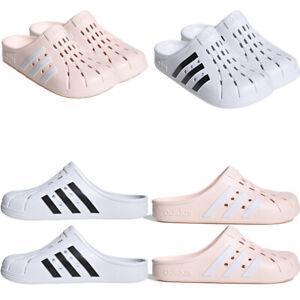 Adidas Mens Slides Clog Slippers Adilette Slip-On Clogs Beach Shoes Sandals
