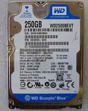 Dischi fissi HDD, SSD e NAS Western per 250GB