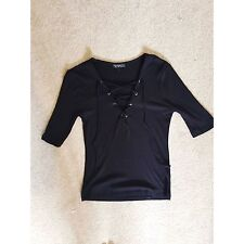 Topshop Lace V Neck Tops & Shirts for Women