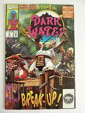 Marvel - The Pirates Of Dark Water February 1992 No. 4