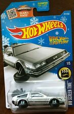 Target exclusive Back To The Future Time Machine Hover Mode Snowflakes *$0 ship