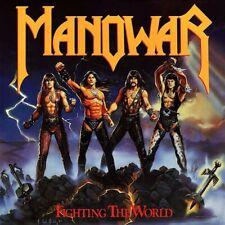 MANOWAR - FIGHTING THE WORLD   VINYL LP NEU