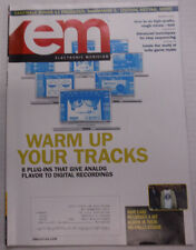 Electronic Musician Magazine Warm Up Your Tracks March 2011 021915r