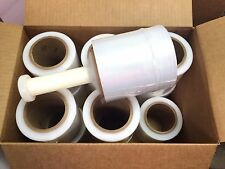 "CASE OF 12 ROLLS- 5"" HAND WRAP 1000' 60GA"