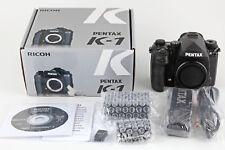 Pentax K-1 Gehäuse / Body schwarz K1