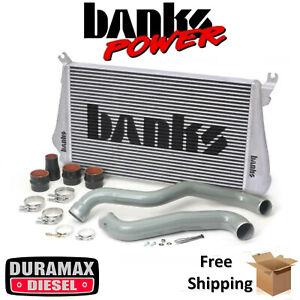 Banks Techni-Cooler Intercooler Kit Fits 2013-2016 GM 2500 3500 HD 6.6L Duramax