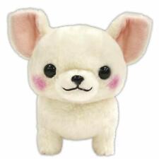 AMUSE Plush Doll dog Muchimu Chihuahua Mucchie Japan NEW