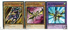 Gaia the Dragon Champion Monster Fusion : Gaia Fierce Knight, Curse of Dragon