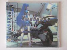 New Xenosaga II Movie Scene Soundtrack OST 2-CD Anime Music Yuki Kajiura