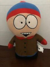 """Pre Owned 2008 South Park Comedy Central Approx 10"""" Eric Cartman Plush by Nanco"""