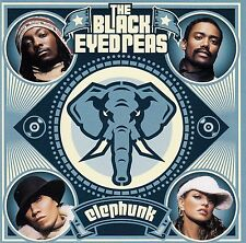 BLACK EYED PEAS - ELEPHUNK / CD (INTERSCOPE RECORDS 2003) - TOP-ZUSTAND
