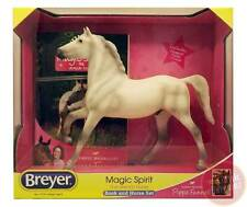 BREYER HORSES Classics Pippa Funnell Magic Spirit Book and Horse Set NEW #1714