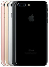 Apple iPhone 7 PLUS - 32GB 128GB 256GB // Jet Black - Silber - Rose / Gold - RED