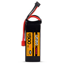 T-Plug descargador VOK 7.4V 1500mAh 25C 2S Batería Lipo para RC Drone