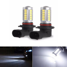 1X 9006 HB4 33 SMD LED Fog DRL Driving Auto Car Head Light Lamp Bulb White 660LM