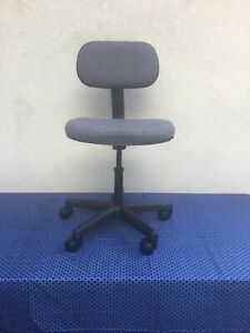DESK CHAIR WITH CASTERS NIB