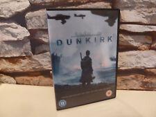 Dunkirk  - 2017, REGION 2, CHRISTOPHER NOLAN DVD. FAST/FREE POSTING.