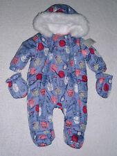 d33e2e94c27a Buy Faux Fur Snowsuits (0-24 Months) for Girls