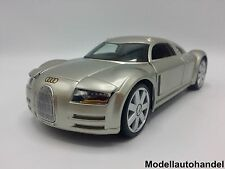 Audi Supersport Rosemeyer - silber  - 1:18 MAISTO - UVP 49,99 €