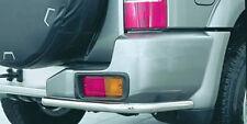 NISSAN PATROL GR 2003  TUBI PROTEZIONE POSTERIORE 2 PORTE INOXBRILL anche'05