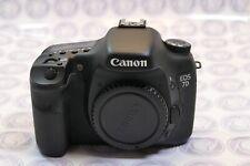 Canon EOS 7D Gehäuse - Nur 37123 Klicks - 12 Monate Gewährleistung