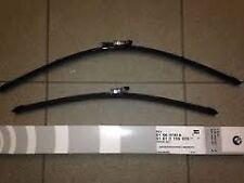 Wiper Blade Set, Front (Genuine BMW) 3 Series Sed E90 LCI 61612159628 CHECK VIN!