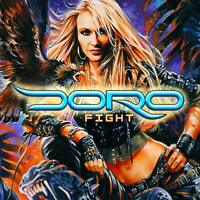 DORO - FIGHT (LIMITED SPLATTERED LP)   VINYL LP NEU