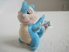 "3"" Neopets Plush ~Blue corchio Dragon"