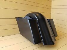 """HARLEY DAVIDSON 4""""EXTENDED SADDLEBAGS AND REAR FENDER INCLUDED FOR SOFTAIL BIKES"""