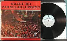 FLA BANDA~BAILE DO VERMELHO E PRETO NM/NM-1980 BRAZIL CARNIVAL LP~SHRINK~R KELLY
