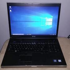 """Dell Precision M6500 Laptop Computer Intel Core i7 @ 1.73 GHz Quad Core 8GB 17"""""""