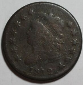 1812 Large Cent RC49