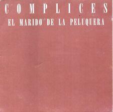Cómplices – El Marido De La Peluquera CD Single, 1994 Cardboard Sleeve