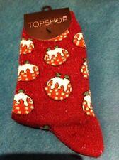 Topshop Christmas Socks for Women