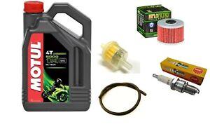 Motul Service Kit for Dinli 450, 450R, 450RS, 450 Sport, 901 & 904