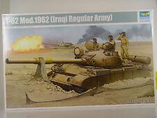 Irakischer Kampfpanzer T-62  - Trumpeter Bausatz 1:35 - 01548 #E