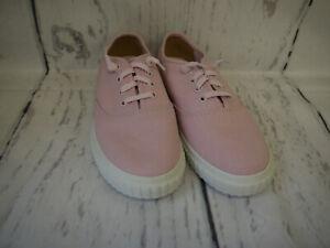 Timberland Damen Schuhe Newport Bay Bumper Toe Pink Canvas Sneaker Gr. 38 Neu