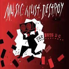 Ornières DC-musique doit détruire Vinyle DLP NEUF 2016 Très Bien Cotée Album-Neuf