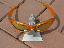 Oakley Gafas de sol Scar Butterscotch 24k oro twenty five Valve splice Jacket