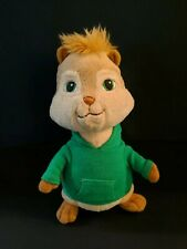 "TY Beanie Baby Alvin and the Chipmunks THEODORE CHIPMUNK 6"" Stuffed Animal TOY"