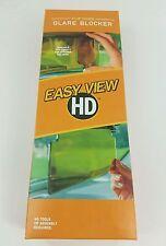 Easy View HD Sun Glare Blocker Visor Flip Fold Down Clip On As Seen On TV